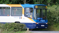 Stagecoach Buses, Isle of Arran