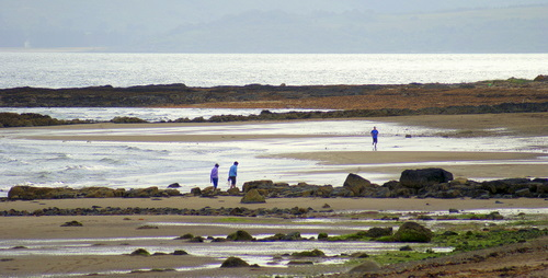 Blackwaterfoot Beach, Isle of Arran