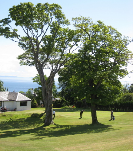 Whiting Bay Golf Course, Isle of Arran