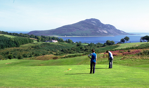 Lamlash Golf Course, Isle of Arran