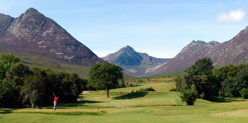 Corrie Golf Course, Isle of Arran